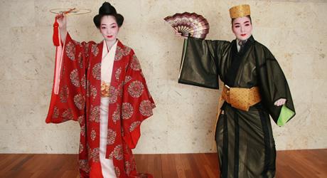 琉球舞踊へのこだわり